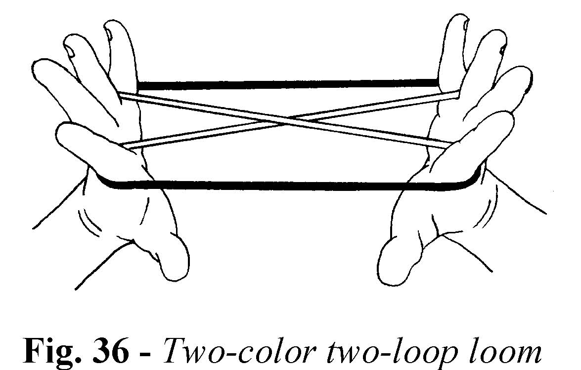 two loop diamonds