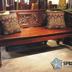 Sofa Set In Indian Style Resin Wicker Outdoor Antique Wooden Carved Sofa,carved Bench Manufacturers