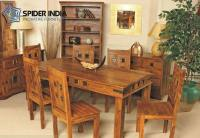 Wooden Dining Table Set,Sheesham Wood Dining Table Set