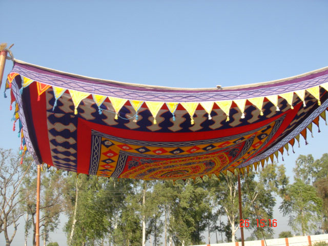 Shamiyana TentsShamiyana Tents Manufacturers  Exporters