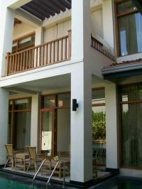 Wooden Balcony Stairway Manufacturer Supplier in Sri Lanka