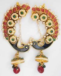 Designer Earrings,Polki Earrings,Kundan Earrings Supplier ...