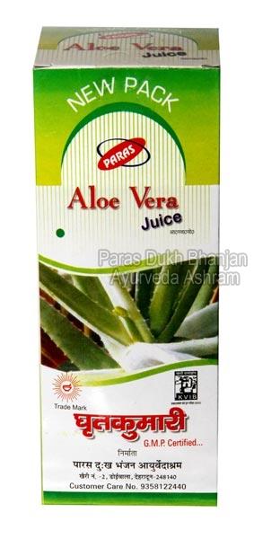 What Fresh Aloe Vera Gel