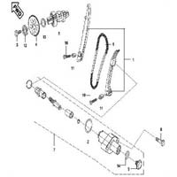 Two Wheeler Spare Parts,Air Filter Assembly,Cylinder and