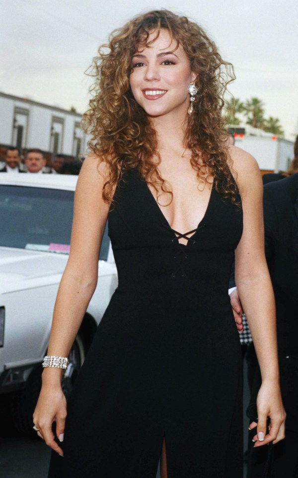 Mariah Carey' Style Evolution Years