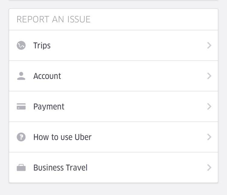Uber tutorial