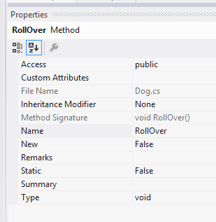 visual studio view class diagram ezgoo 2 000 things you should know about c can of course go or edit the new method in code editor window