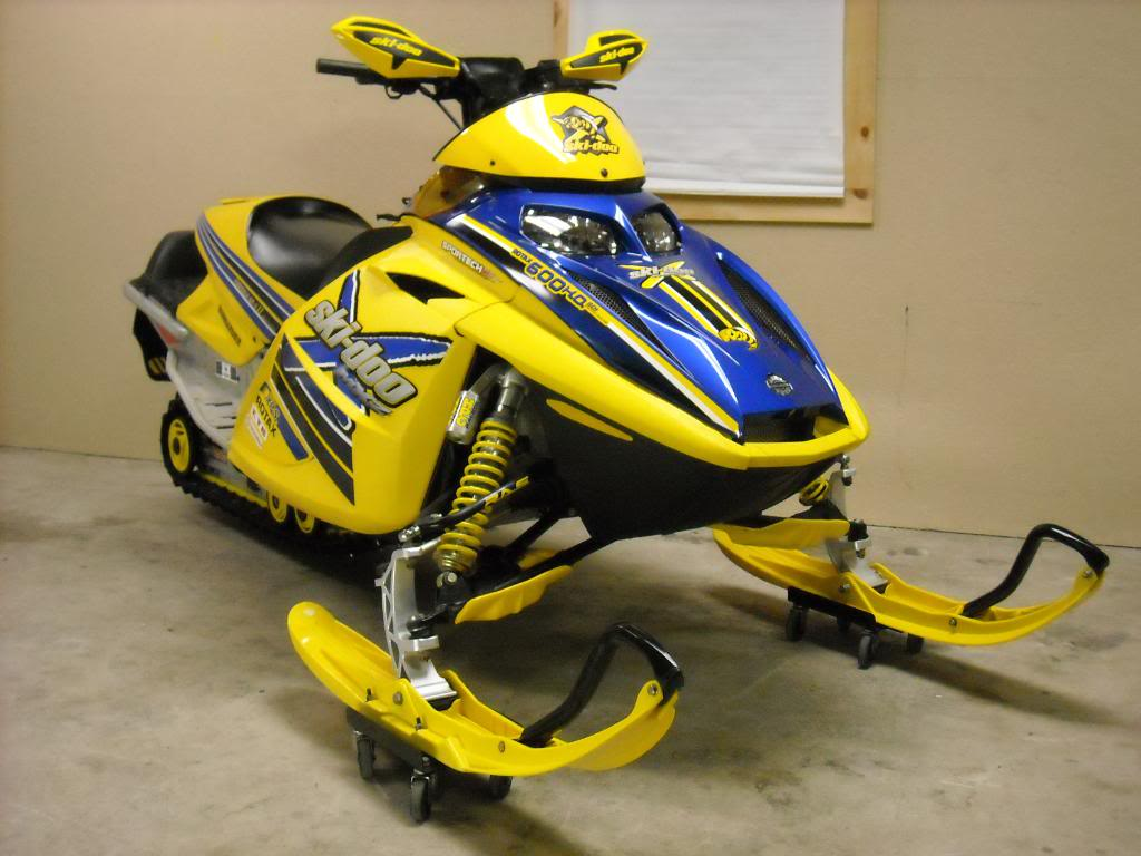 hight resolution of 2004 ski doo rev 600 ho sdi xps edition buy it now 1 900 00