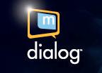 mdialog logo