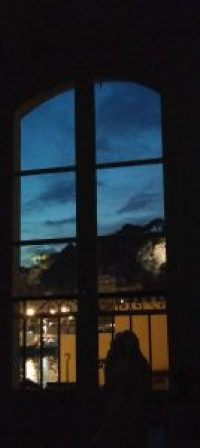 Evening Comes to Nice