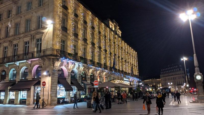 Bordeaux Self-guided Walking Itinerary-Intercontinental Bordeaux Le Grand Hôtel