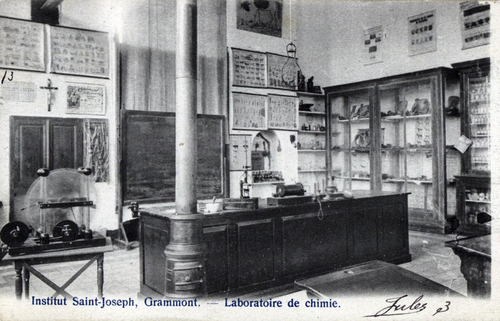 Chemielokaal