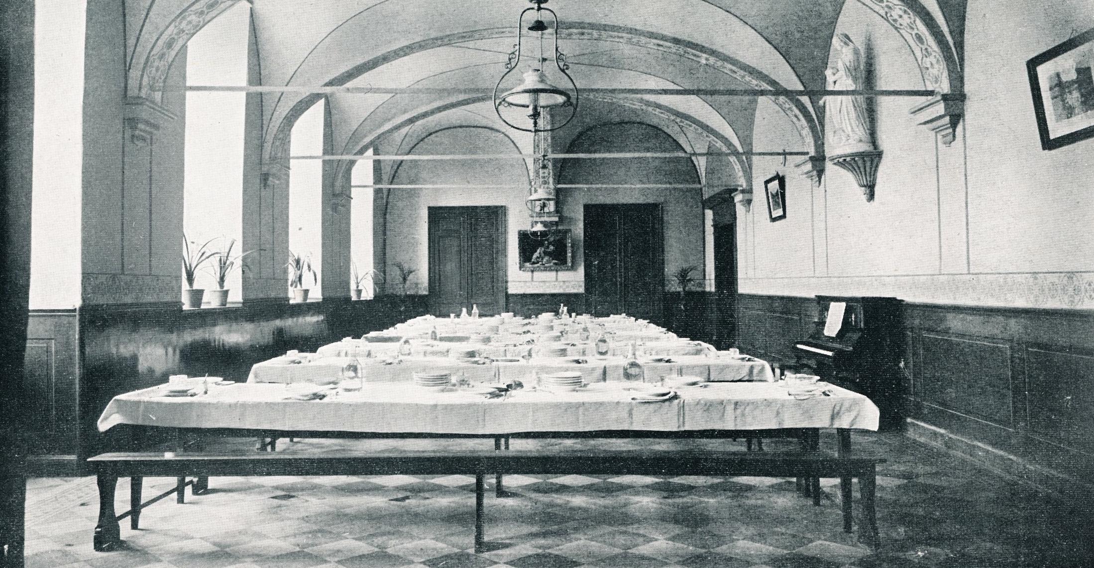 Eetzaalgroteleerlingen1938