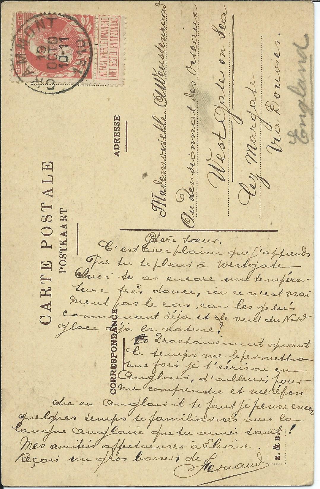 postkaarten St.-Jozef (1910-1912)0006