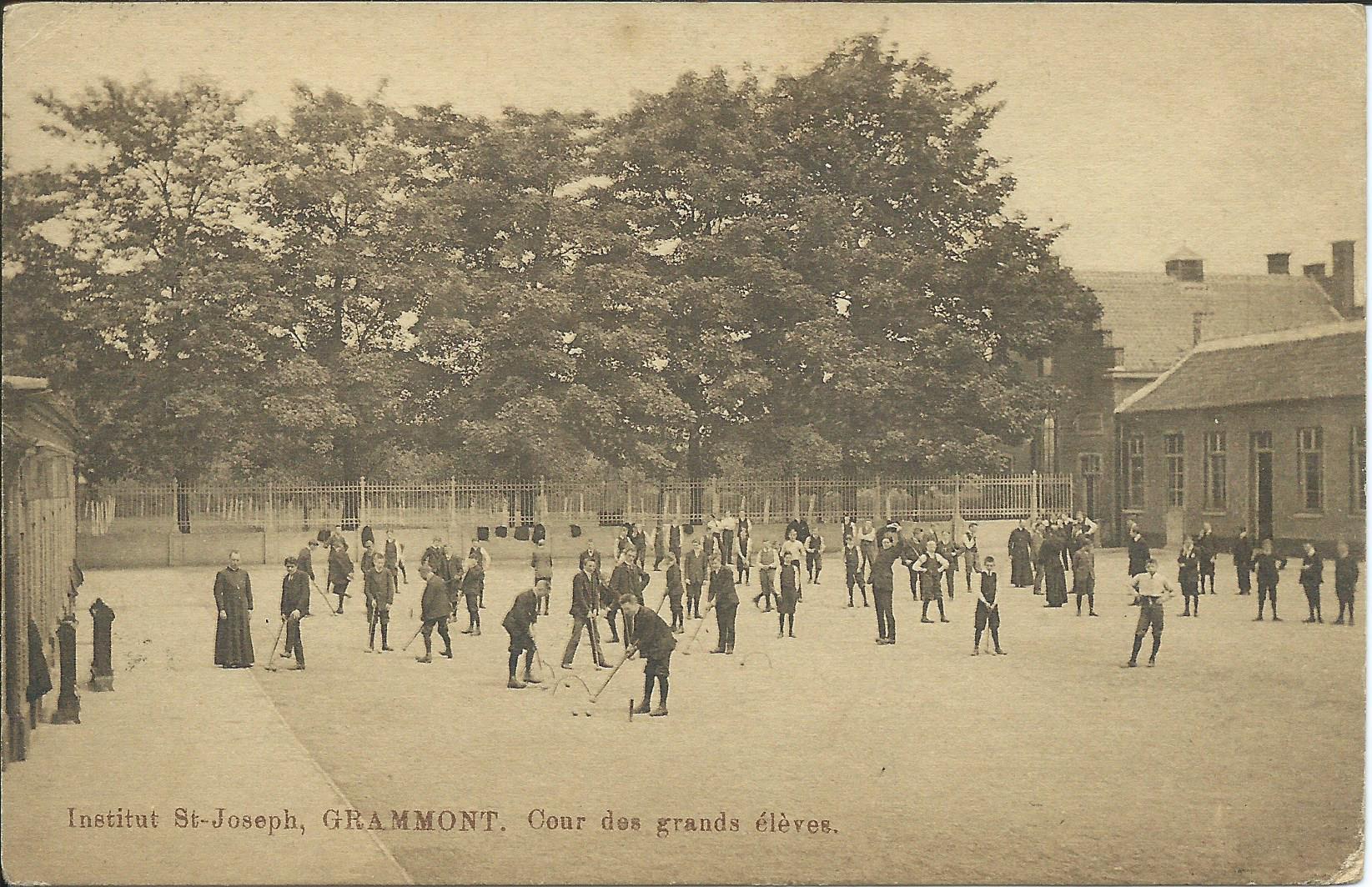 postkaarten St.-Jozef (1910-1912)0010