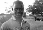 Andrew Mabelane, one of my grade 7 maths students in 2012.