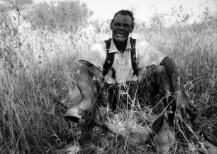 Arone, the modise (herder) that taught me the names of the trees on the bushveld on their medicinal properties.