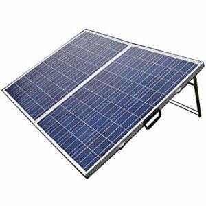Portable 200W solar panels