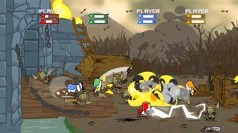 castlecrashers_gameplay