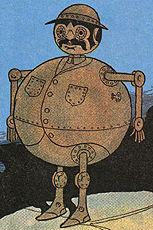 Tik Tok as Illustrated 1906