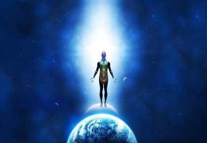 Univerzum svemir svjesnost