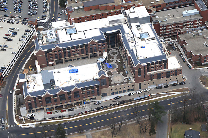 Facilities Enhancements  Baystate Health Annual Report