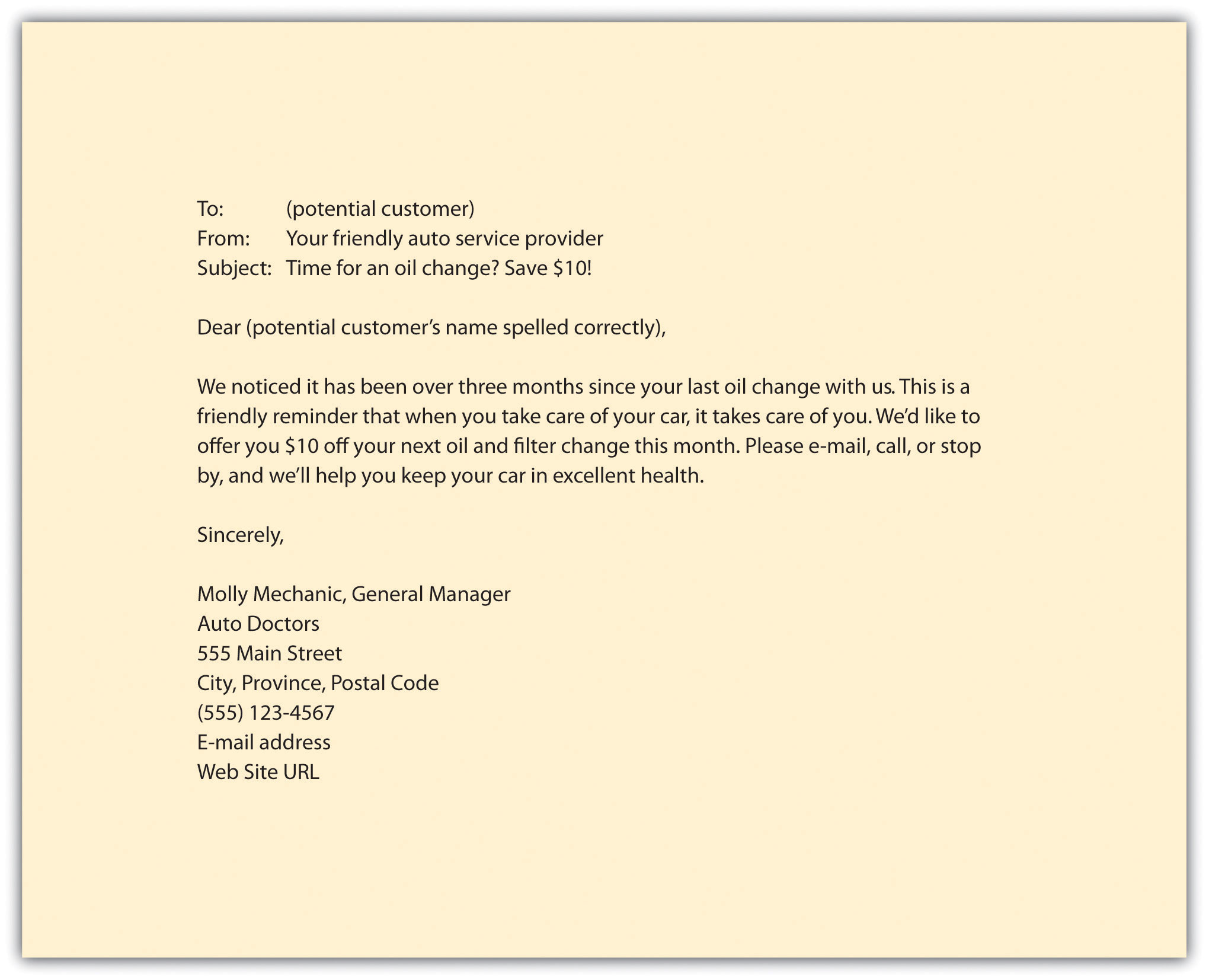 How To Write A Business Proposal Email Sample