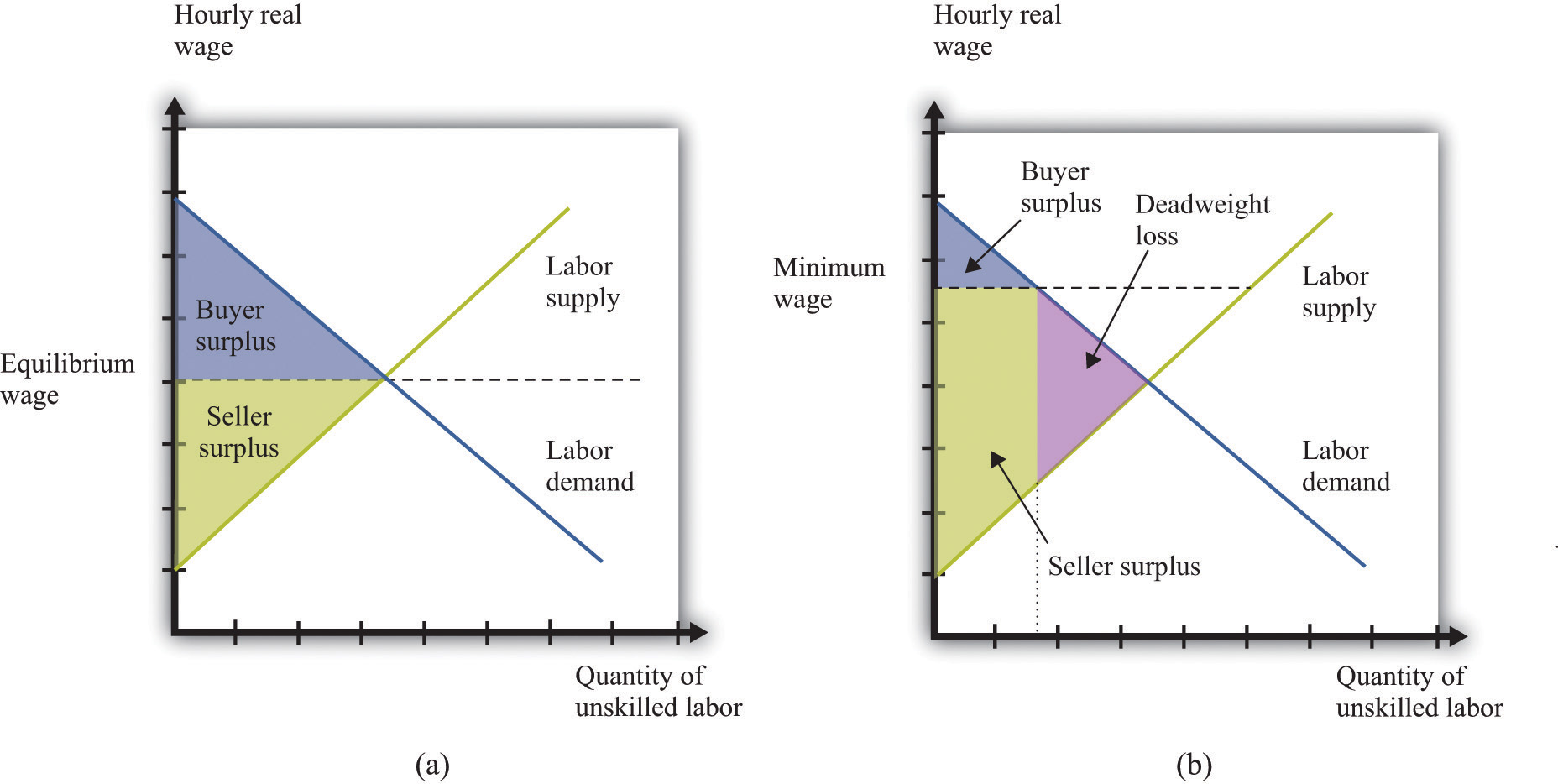 hight resolution of efficiency implications of a minimum wage