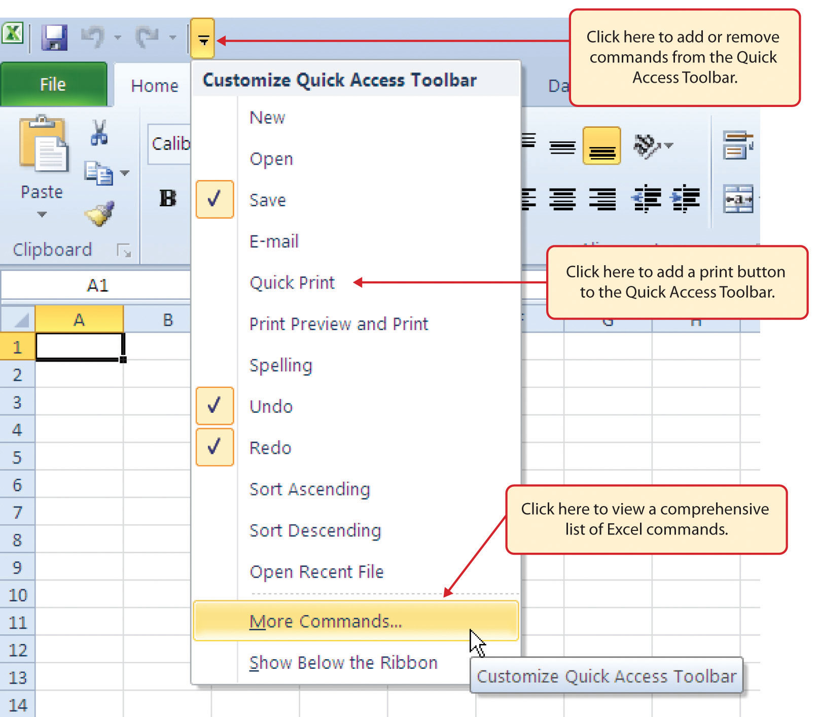 An Overview Of Microsoft Excel