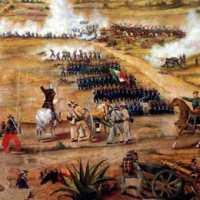 5 DE MAYO DE 1862, BATALLA DE PUEBLA, MÉXICO