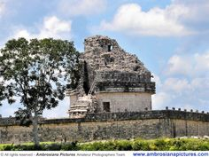 El Observatorio Chichen Itza Mexico