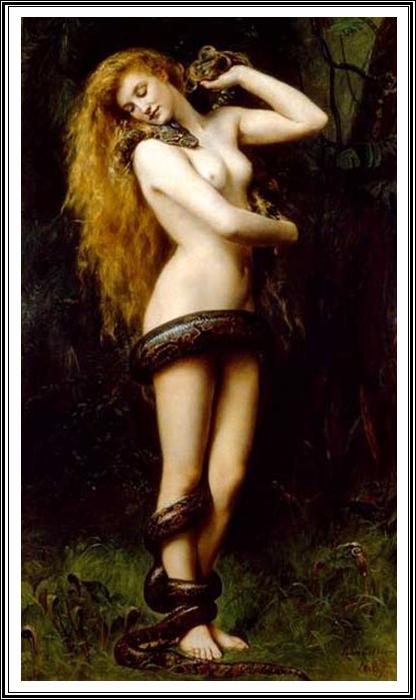 El mito de Lilith, la sombra de Eva*