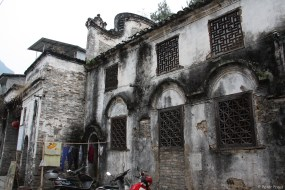 Das alte Theater.