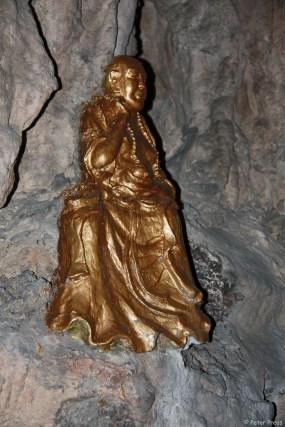 In den Höhlen des Berges ...