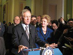 Senate Majority Leader, Harry Reid