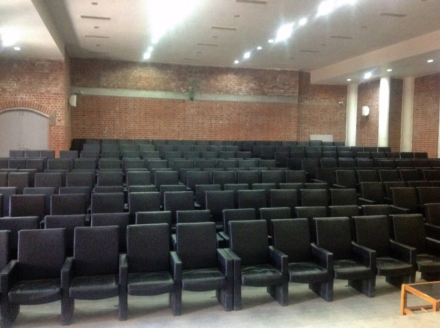 Deep Auditorium, Baroda
