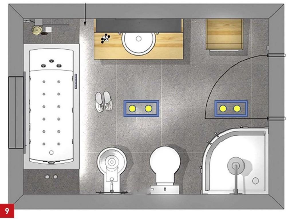 Badezimmer 2 X 3 Meter 20 Meter 16 X 2 Mm Pex Aluminiumverbundrohr