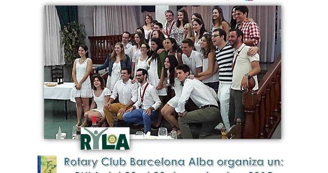 Tarjeto avis Ryla clubs