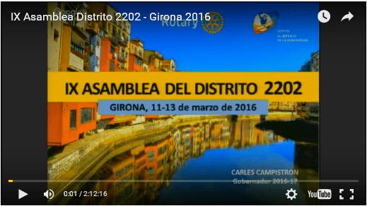 IX asamblea Girona