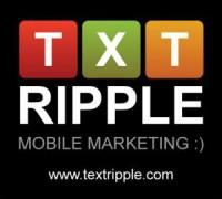 Text Ripple