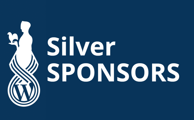 Big thanks to our Silver sponsors