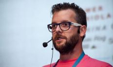 Tomaž Zaman was selected as the best speaker by 70% of our attendees – congrats Tomaž