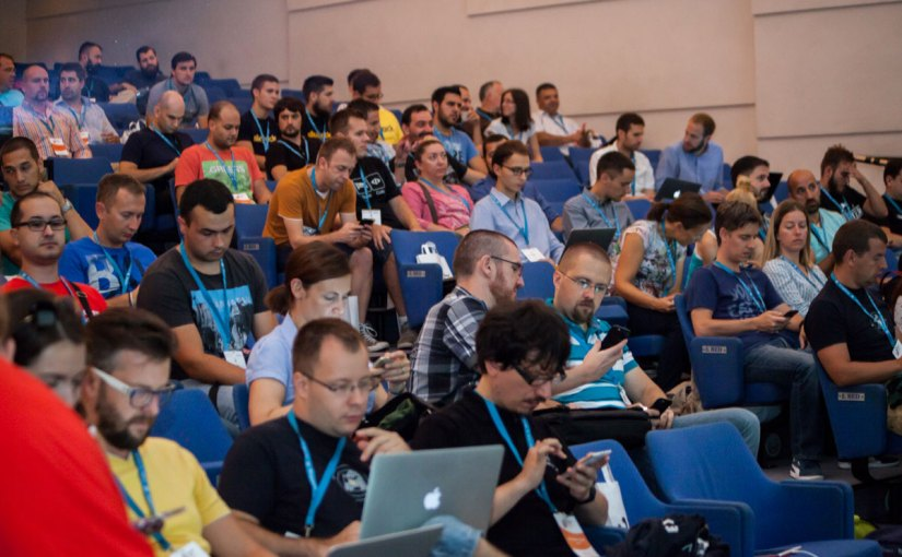 Photos from WordCamp Croatia conference day