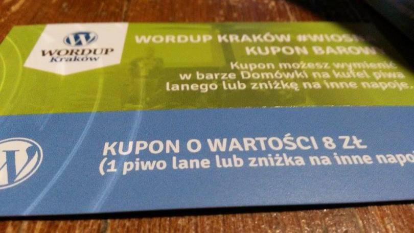 WordUp Wiosna 2015