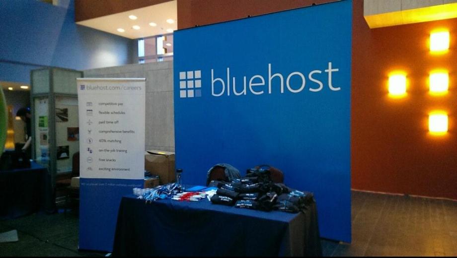 Bluehost на конференции WordCamp San Francisco