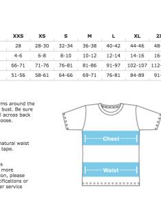 Women   metric sizes also  shirt sizing wordcamp san diego rh ndiego