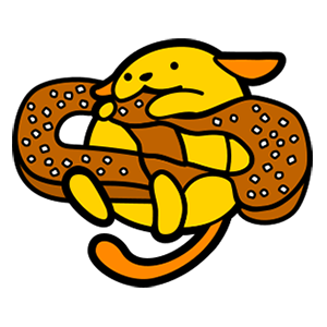 pretzel-wapuu