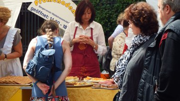 Leckerer Kuchen beim FuBuFe 2016. Quelle: Archiv M. Geißler