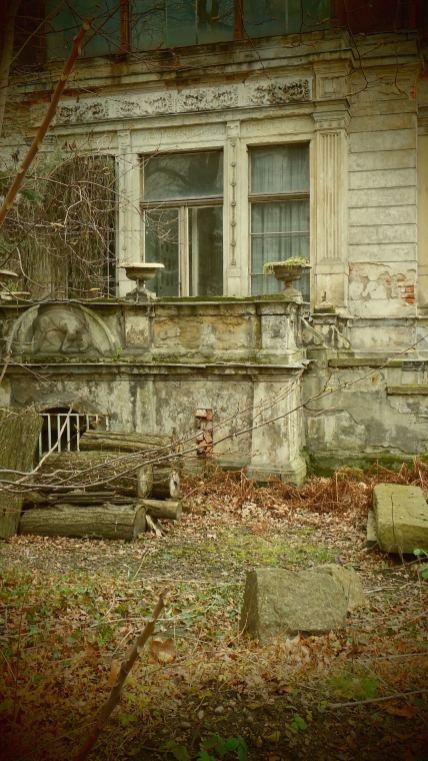Lost Places - Emil Fuchs Str Ecke Lortzing Str; Foto: M. Geißler