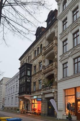 Spätklassizismus in der Waldstraße